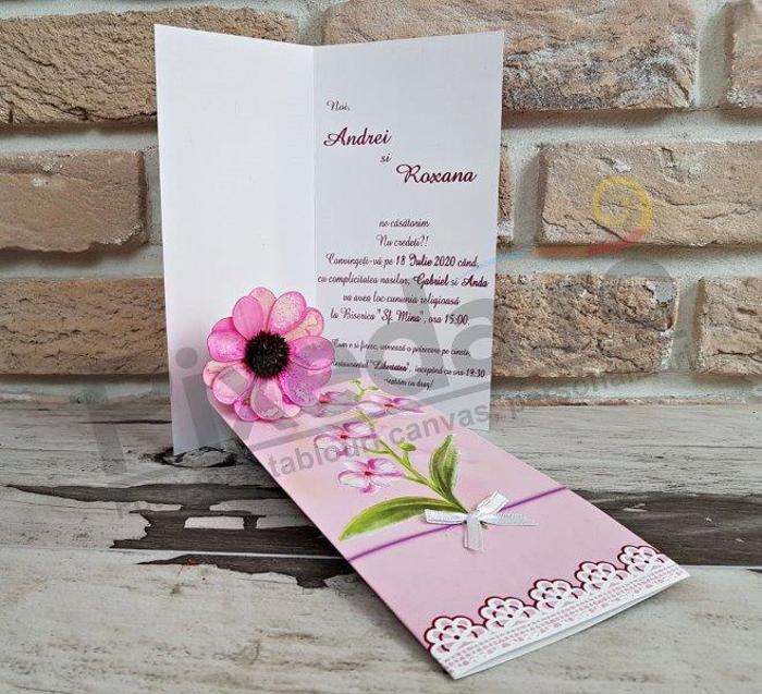 Imagine Invitatii nunta 2785