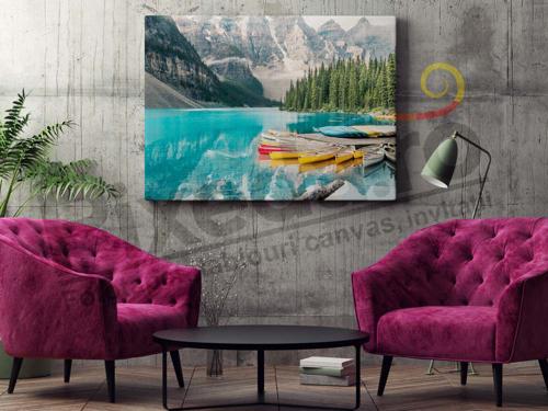 Imagine pentru categorie Tablouri canvas peisaje