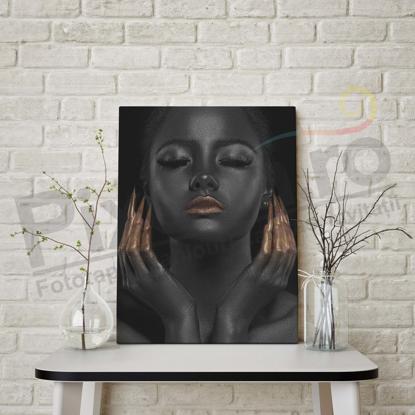 Imagine Tablou canvas  abstract PX 21000  aur