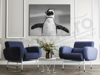 Imagine Tablou canvas animale PX 20011 pinguin
