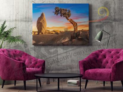 Imagine Tablou canvas peisaj PX 20038 desert