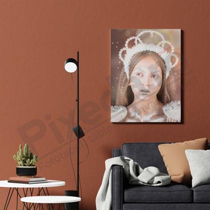 Imagine Tablou canvas abstract PX 21010 extravaganta glitter