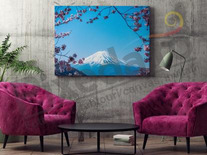 Imagine Tablou canvas peisaj PX 20047 munte alpin