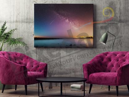Imagine Tablou canvas peisaj PX 20049 stea cazatoare
