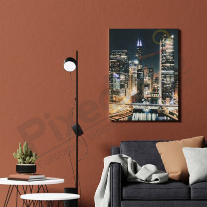 Imagine Tablou canvas urban PX 21046 night life