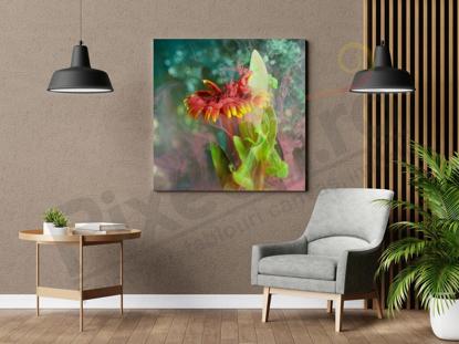 Imagine Tablou canvas abstract PX 22001 floare misterioasa