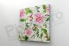 Imagine Tablou canvas flori PX 22025 colibri pe flori roz