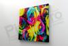Imagine Tablou canvas flori PX 22027 trandafiri colorati