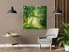 Imagine Tablou canvas peisaj PX 22028 lumina intre copaci