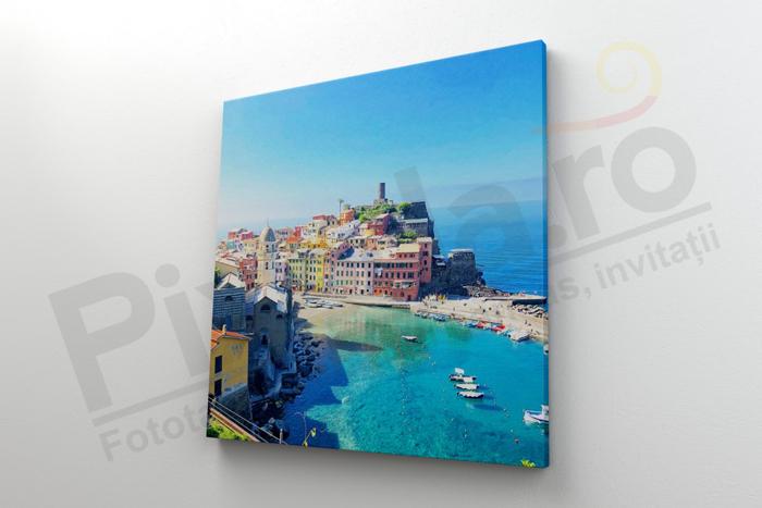 Imagine Tablou canvas urban PX 22035 plaja urbana