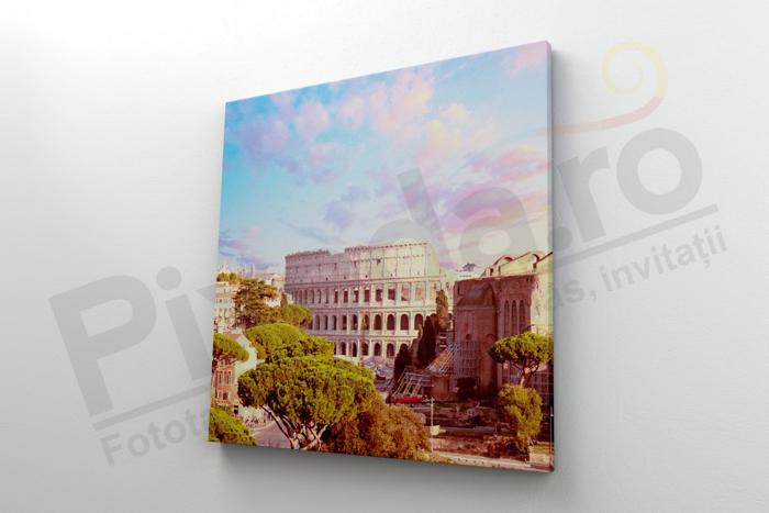 Imagine Tablou canvas urban PX 22036 noua Roma